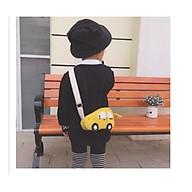 Túi đeo chéo hình ô tô cho bé (Màu ngẫu nhiên) thumbnail