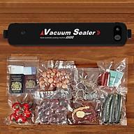 Cân Bluetooth Máy hút chân không thực phẩm mini cầm tay Vacuum Selaer công suất 90W kiêm máy hàn miệng túi thumbnail
