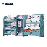 Giá kệ để đồ chơi và đồ dùng cho bé BBT Global SH9604 thumbnail