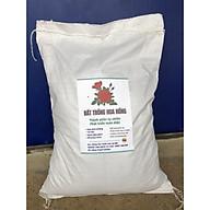 Đất trồng hoa hồng cao cấp, Giá thể hữu cơ cao cấp dùng cho Hoa Hồng, Cây Cảnh, Rau sạch (Bao 5kg) thumbnail