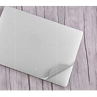 Bộ Dán Full Body dành cho Macbook Air, macbook pro 4in1 Chống Xước-Không Bám Keo(4 Màu) thumbnail