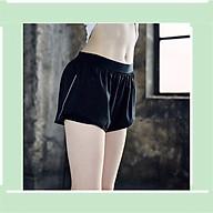 Quần nữ 2 lớp tập Gym, Yoga thời trang cao cấp có túi tiện lợi- LN339 thumbnail