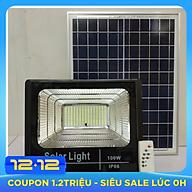Đèn pha led năng lượng mặt trời DK312 100W thumbnail