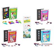 Trọn bộ 4 sản phẩm Magicbook Magicbook Combo XS-Box thumbnail