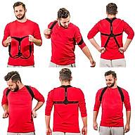 Đai chống gù lưng bảo vệ cột sống giảm đau lưng và cong vẹo cột sống thumbnail