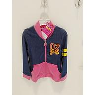 Áo khoác có nón Bé Gái Barbie B-5422-78 thumbnail