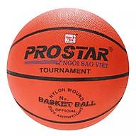 Quả bóng rổ Pro Star cao cấp + tặng kim bơm thumbnail