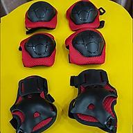 Đồ bảo hộ tay, đầu gối cho bé khi đi xe thăng bằng, ván trượt - Cho trẻ dưới 6 tuổi thumbnail