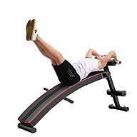 Ghế cong tập cơ bụng,lưng,hông tại nhà-Máy tập thể dục ,thể thao đa năng thumbnail