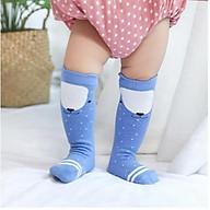 Vớ Trẻ Em [0-4 tuổi] Cotton Hàn Quốc Hoạt Hình Xinh Xắn, Vớ Trẻ Em Chống Trượt thumbnail