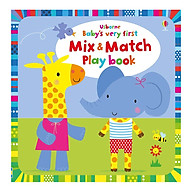 Usborne Baby Very First Mix and Match Playbook thumbnail