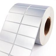 5 cuộn giấy decal in tem nhãn nhiệt 35x22 mm thumbnail