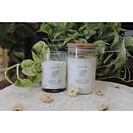 Nến Thơm Thiên Nhiên - Mùi White Tea thumbnail
