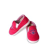 Giày Vải Tập Đi Cho Bé Trai Bé Gái Đẹp CrownUK Royale Baby Walking Shoes Trẻ em Cao Cấp 032_821 Nhẹ Êm Size 3-6 1-3 tuổi thumbnail