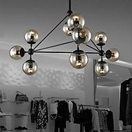 Đèn chùm - đèn trần - đèn treo trần - đèn thả bàn ăn, phòng khách cao cấp UTI 10 bóng thumbnail