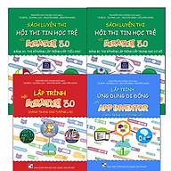 Combo 4 cuốn sách học lập trình kéo thả cho học sinh từ 6 - 18 tuổi thumbnail
