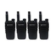 Bộ 4 Bộ đàm Motorola M8 - Hàng chính hãng thumbnail