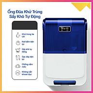 Ống đựng đũa khử trùng tia UV - Ống đựng đũa sấy khô tự động treo tường thumbnail