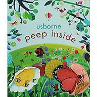Usborne Peep Inside Box Set (Contains 06 Books) thumbnail