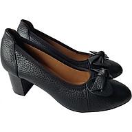 Giày Cao Gót Nữ Công Sở Da Bò BIGGBEN GCG4 thumbnail
