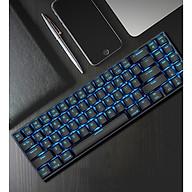 Bàn phím cơ không dây RK71- Blue switch, CHÍNH HÃNG Royal Kludge, 71 phím nhỏ gọn, tiện lợi, dễ dàng mang theo thumbnail