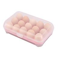 Khay Đựng Trứng Có Nắp (15 Quả) thumbnail