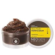 Tẩy Tế Bào Chết Men Sinh Học Mật Ong Đường Đen Neogen Dermalogy Real Polish Honey & Sugar 100g thumbnail