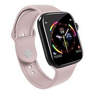Đồng hồ thông minh cao cấp ANNCOE WATCH 5 Chống nước IP67 ( Pink )- Hàng Nhập Khẩu thumbnail