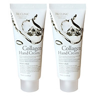 Combo 2 Kem Dưỡng Da Tay Tinh Chất Collagen 3W Clinic Hand Cream (100ml Chai) thumbnail