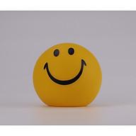 Ống heo tiết kiệm tiền hình mặt cười thumbnail