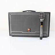 Loa kéo Prosing W-Silver E Loa karaoke thùng gỗ cao cấp - Hàng chính hãng thumbnail