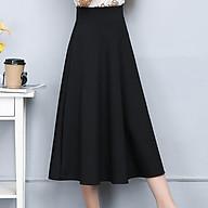 Váy, chân váy xòe dáng dài thumbnail