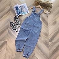 Quần yếm nữ Julido Store, mẫu yếm dài theo xu hướng mới nhất YD01 thumbnail