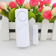 Báo động chống trộm cửa mở cảm ứng từ V1 (chất lượng cao, giá rẻ) - Tặng kèm đèn pin bóp tay thumbnail