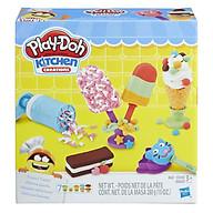 Bộ Làm Kem Mát Lạnh Play-Doh E0042 thumbnail