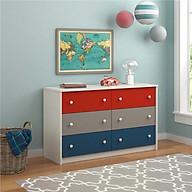 Tủ phòng ngủ gỗ hiện đại SMLIFE Sidney thumbnail