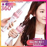 Máy uốn tóc tự động xoay 360 độ làm xoăn tóc vivid S1975 - Hàng chính hãng thumbnail