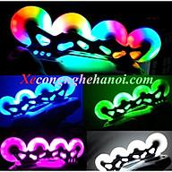 Bánh xe giày patin có đèn phát sáng thumbnail
