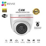 Camera IP - Camera Wifi bán cầu EZVIZ C4W 1080P - Đàm thoại 2 chiều - Hàng Nhập Khẩu thumbnail