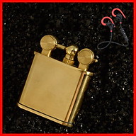 Combo Hộp Quẹt Bật Lửa Xăng Đá Bằng Đồng Nguyên Chất Cao Cấp Zorro Z-558 + Tặng Tai Nghe Nhét Tai Bluetooth Cao Cấp thumbnail