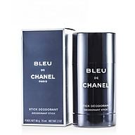 Lăn Khử Mùi Nước Hoa Nam Chanel Bleu De Chanel Stick Deodorant 75ml thumbnail