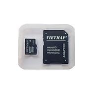 THẺ NHỚ 16GB VIETMAP MICRO SD CHUẨN CLASS 10 CHÍNH HÃNG thumbnail