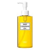 Dầu Tẩy Trang Olive DHC Deep Cleansing Oil (L) (200ml) thumbnail