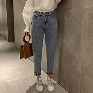 Quần Baggy Jeans Thời Trang - 299 thumbnail