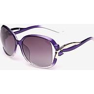Kính râm phân cực UV400 MEGASOL (thiết kế cánh bướm MS2229 - 5 màu tùy chọn)_tím(Purple) thumbnail