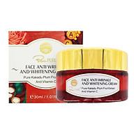 Kem chống lão hoá và dưỡng trắng Blue.pure Face Anti Wrinkle and Whitening Cream (30ml) thumbnail