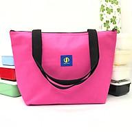 Túi giữ nhiệt túi đựng cơm văn phòng nhiều màu sắc [KeepFood VN203 ] thumbnail