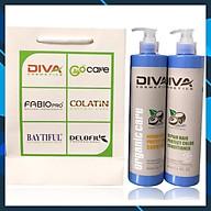 Bộ GỘI - XẢ phục hồi và giữ màu Diva (500 ML) thumbnail