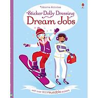 Usborne Sticker Dolly Dressing Dream Jobs thumbnail