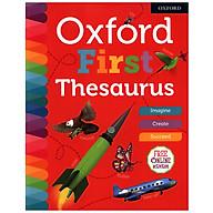Oxford First Thesaurus thumbnail